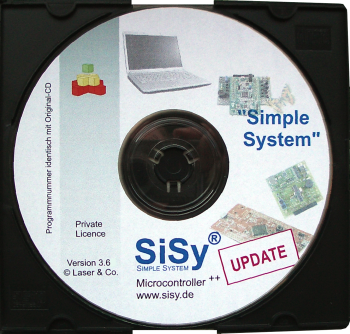 Update SiSy Microcontroller++ V 3.8; Private
